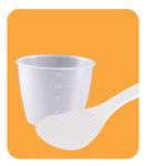 Spatula & Measuring Cup