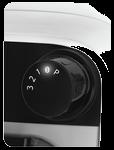 3 Speed Settings & LED Indicator