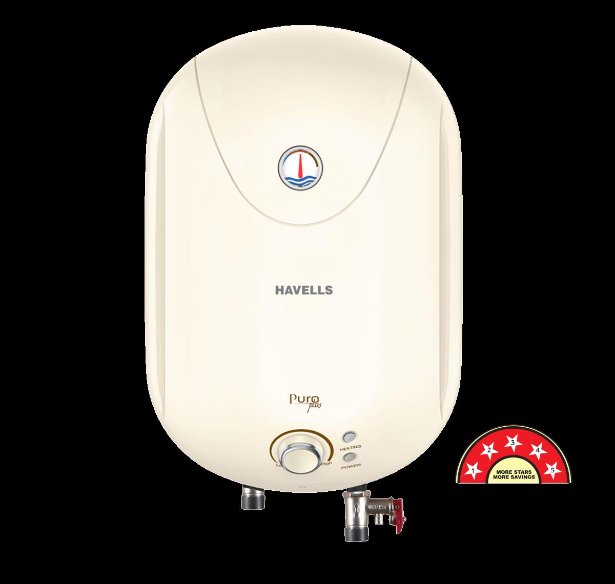 fdecdbeb285f08 Havells puro-plus 25 L ivoryStorage Water Heater Online - Havells India