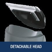 Detachable Head
