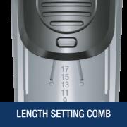 Length Setting Comb