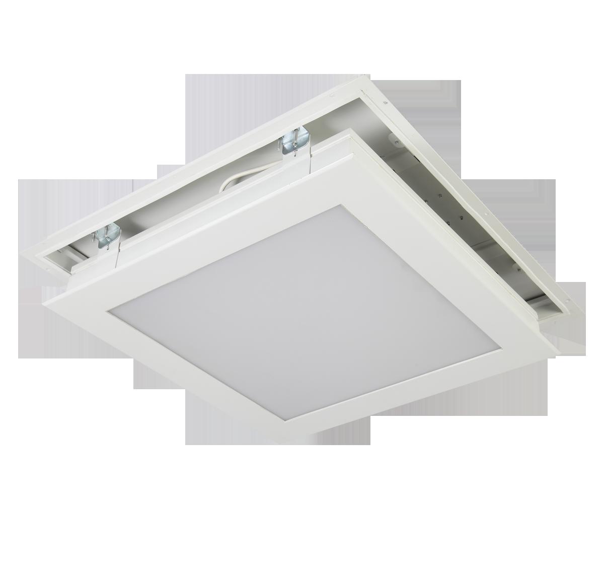 led luminaires clean room lights