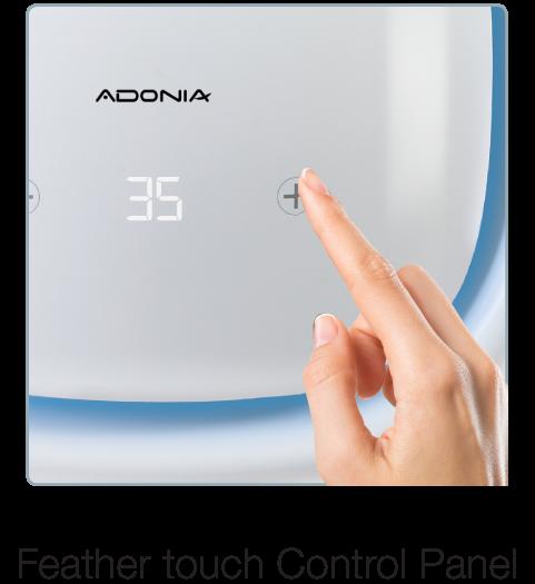 Adonia R 15 L (white)