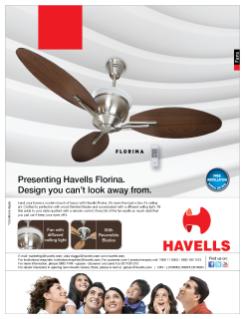 Print Advertisements Havells India